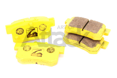 Spoon Sports Rear Brake Pads - 00-09 S2000 (AP1/2) / 04-08 TSX (CL9) / 03-08 Accord Euro-R (CL7)