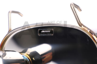 Spoon Sports Street Type Muffler - 02-05 Civic Si / Civic Type-R (EP3)