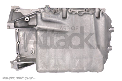 Spoon Sports Baffled Oil Pan - Honda/Acura K-series Engine