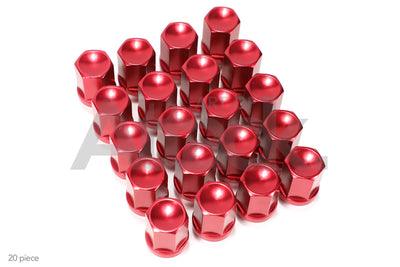 Spoon Sports Lug Nuts - Red
