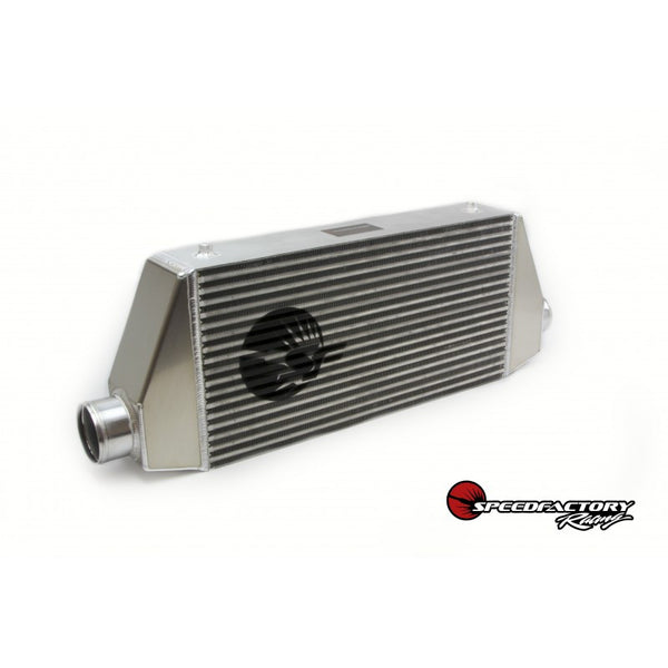 "SpeedFactory HPX Side Inlet/Outlet Universal Front Mount Intercooler - 3"" Inlet / 3"" Outlet (1200HP)"