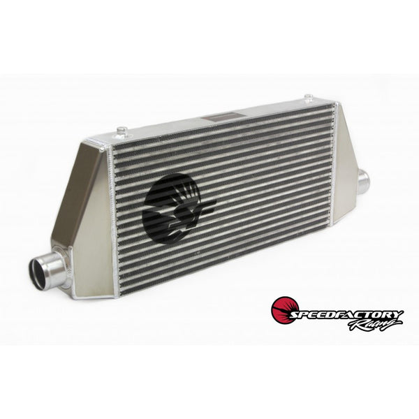 "SpeedFactory Standard Side Inlet/Outlet Universal Front Mount Intercooler - 3"" Inlet / 3"" Outlet (850HP)"