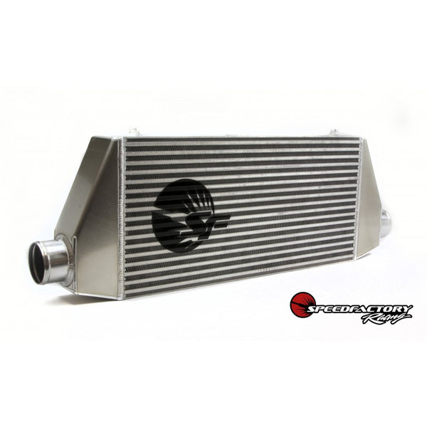 "SpeedFactory HP Side Inlet/Outlet Universal Front Mount Intercooler - 3"" Inlet / 3"" Outlet (1000HP)"