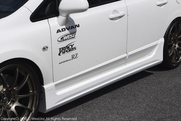 C-West Side Skirts - 06-11 Civic Sedan (FA5)