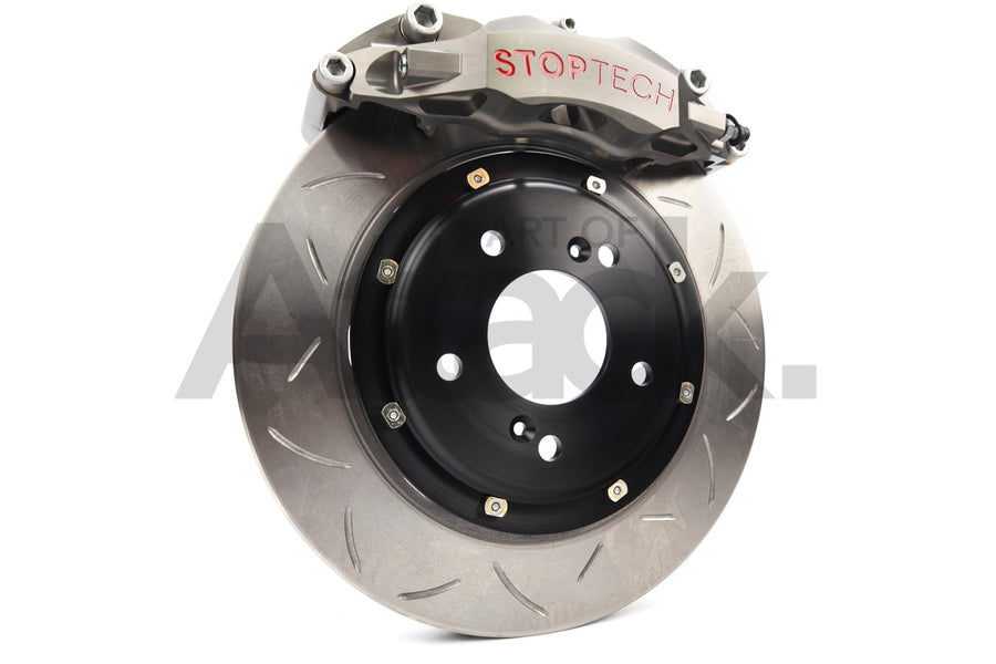 "StopTech ""Trophy"" Front Big Brake Kit - 00-05 S2000 (AP1)"
