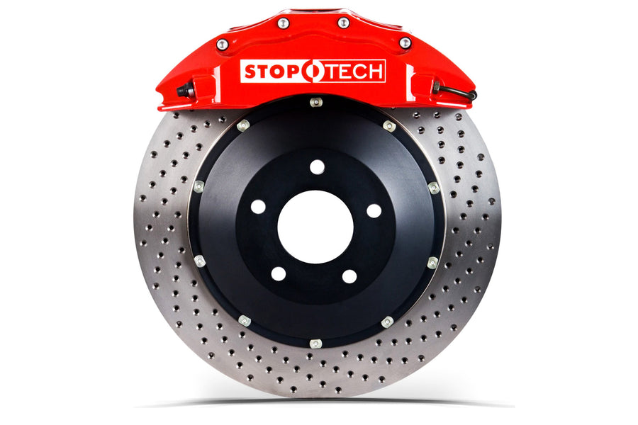StopTech ST-60 6 Piston Big Brake Kits (355x32mm) - 00-09 S2000 (AP1/AP2)