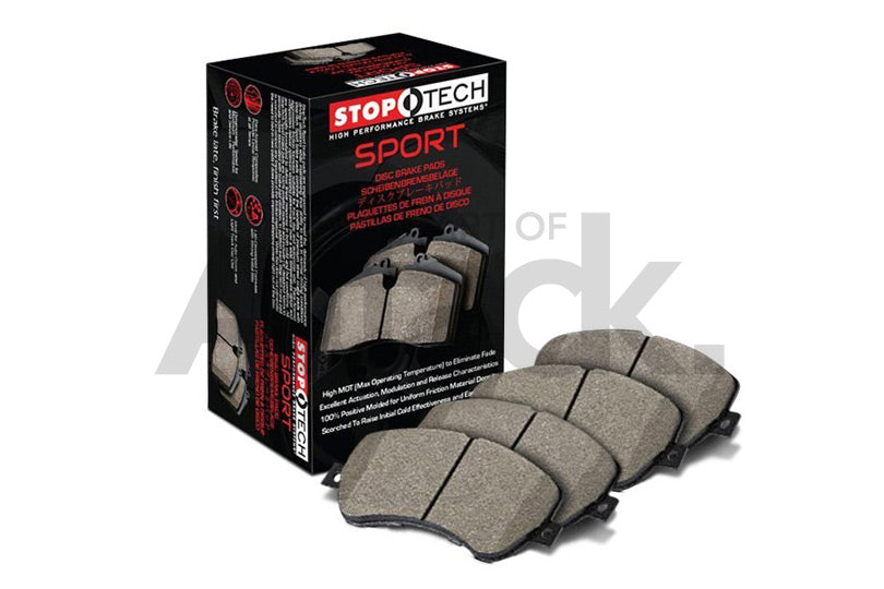Stoptech 308 / 309 Front Brake Pads - 2017+ Civic Type R (FK8)