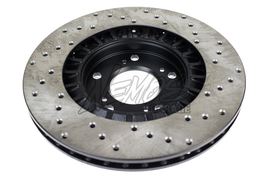 Stoptech Drilled Rotors (Front) - Honda/Acura Applications