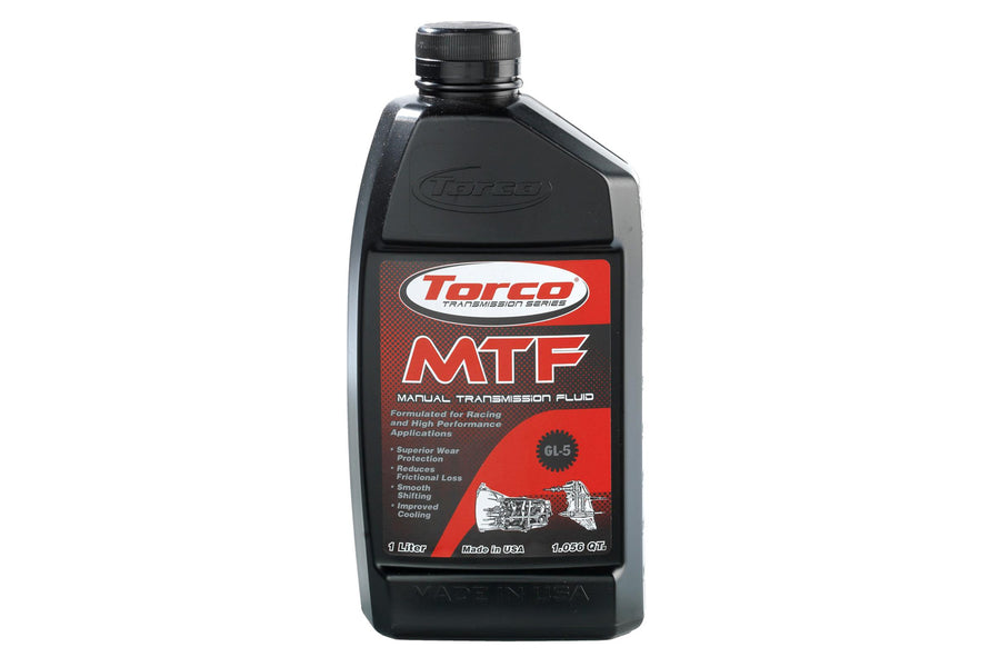 Torco Manual Transmission Fluid (MTF)
