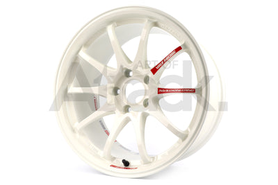 "Volk Racing CE28SL Wheels - 17-18"" Champ White"
