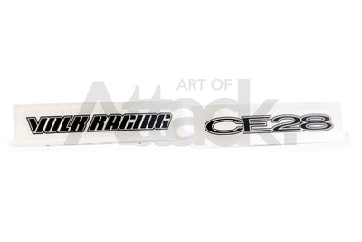 Volk Racing CE28N Replacement Decal Set