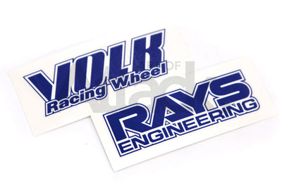 Rays Volk TE37 Replacement Spoke Decals