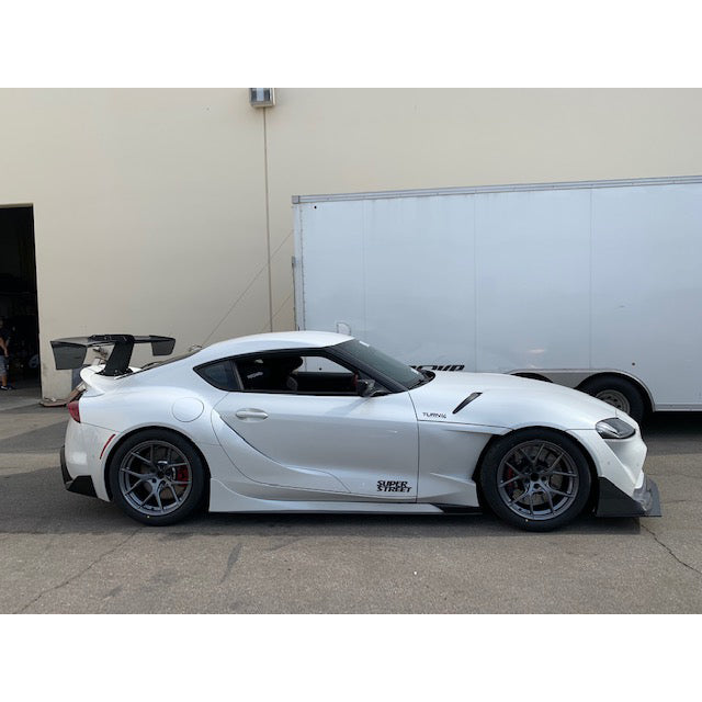 Voltex Type 10 Swan Neck GT Wing (1500mm) - 2020+ Toyota Supra A90