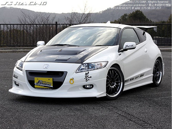 J's Racing Type-S Hood - 12+ CR-Z (ZF1)