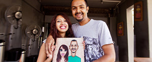 Customized Caricatures Gifting