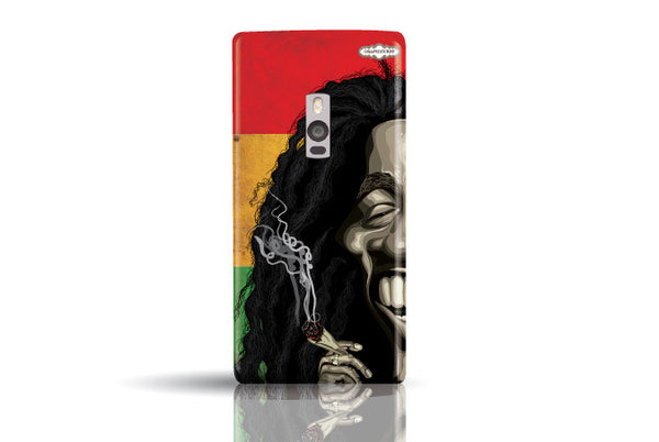 Bob Marley One Plus Two Phone Case