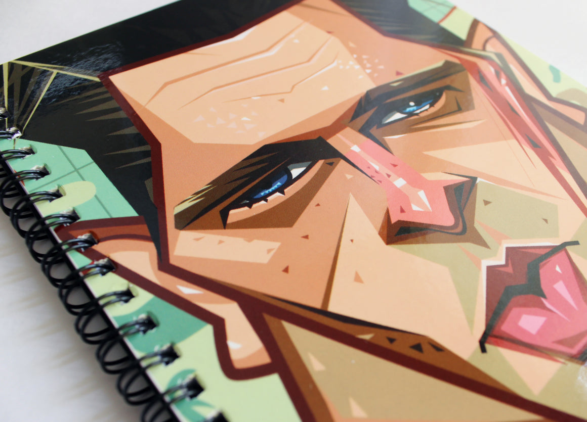 Tyler Durden Notebook