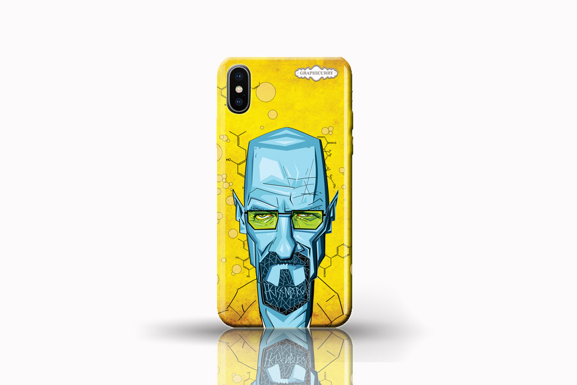 The One Who Cooks Iphone X Phone Case