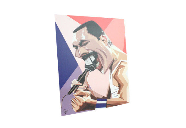 Freddie Wall Art