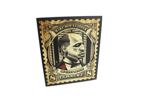 The Godfather Stamp Wall Art