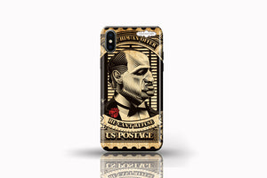 Godfather Stamp Iphone X Phone Case