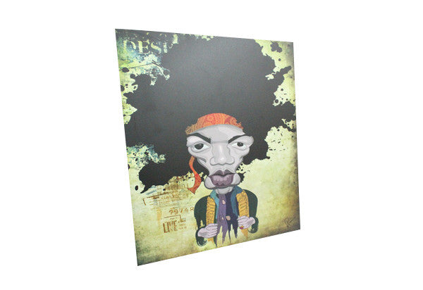 Hendrix Wall Art