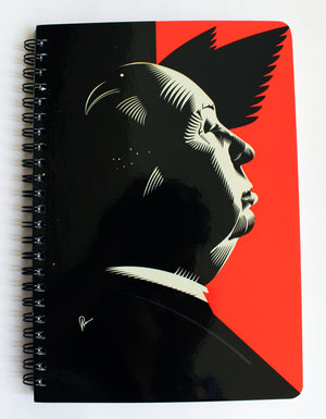 Hitchcock Tribute Notebook