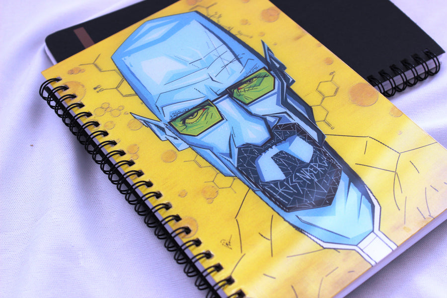 Walter Tribute 3D Diary