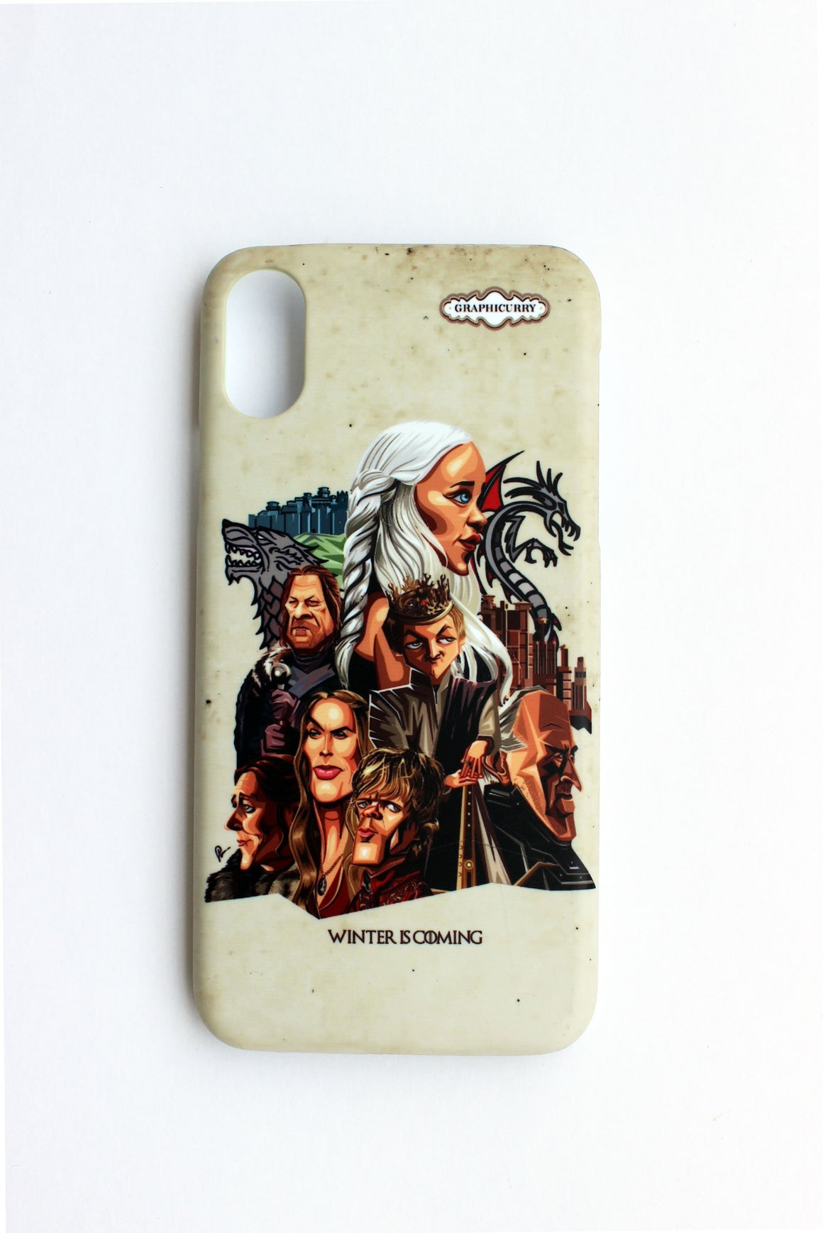 Winter is Coming Iphone X Phone Case