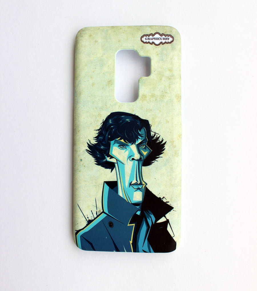 Sherlock Samsung 9 Plus Phone Case