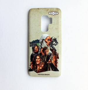 Winter is Coming Samsung 9 Plus Phone Case