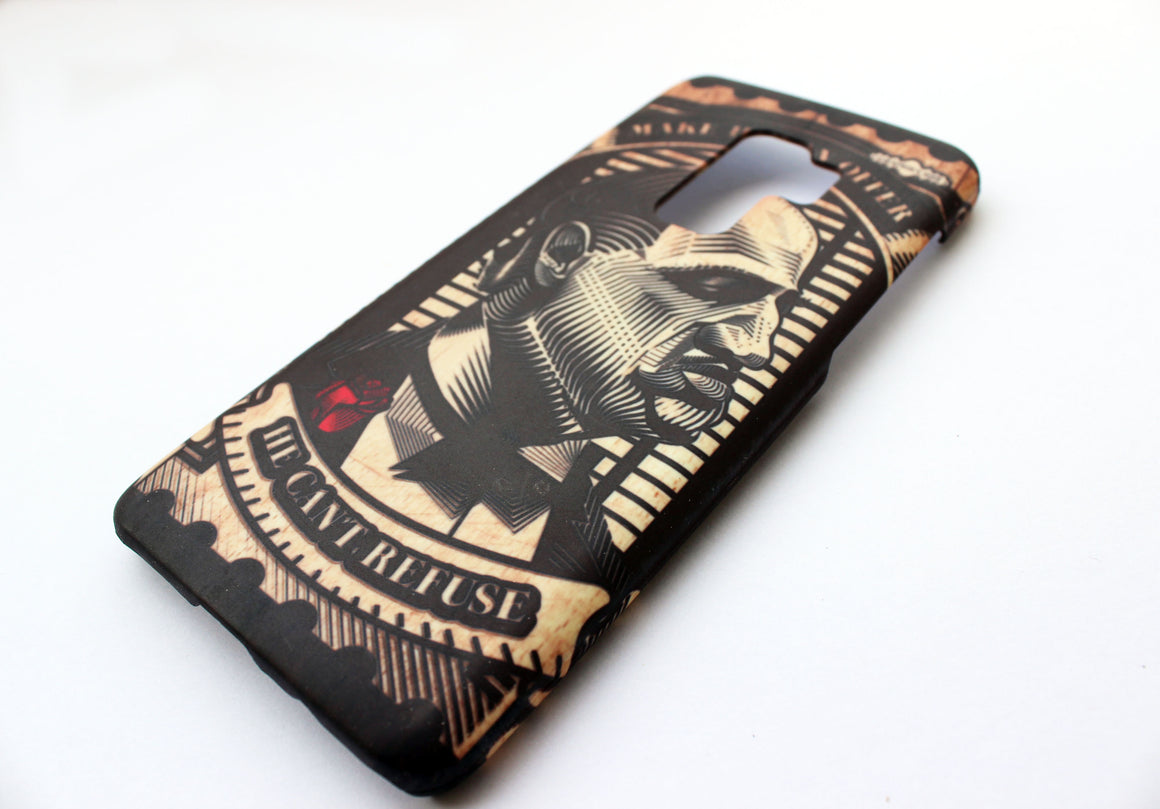 God Father Stamp Samsung 9 Plus Phone Case