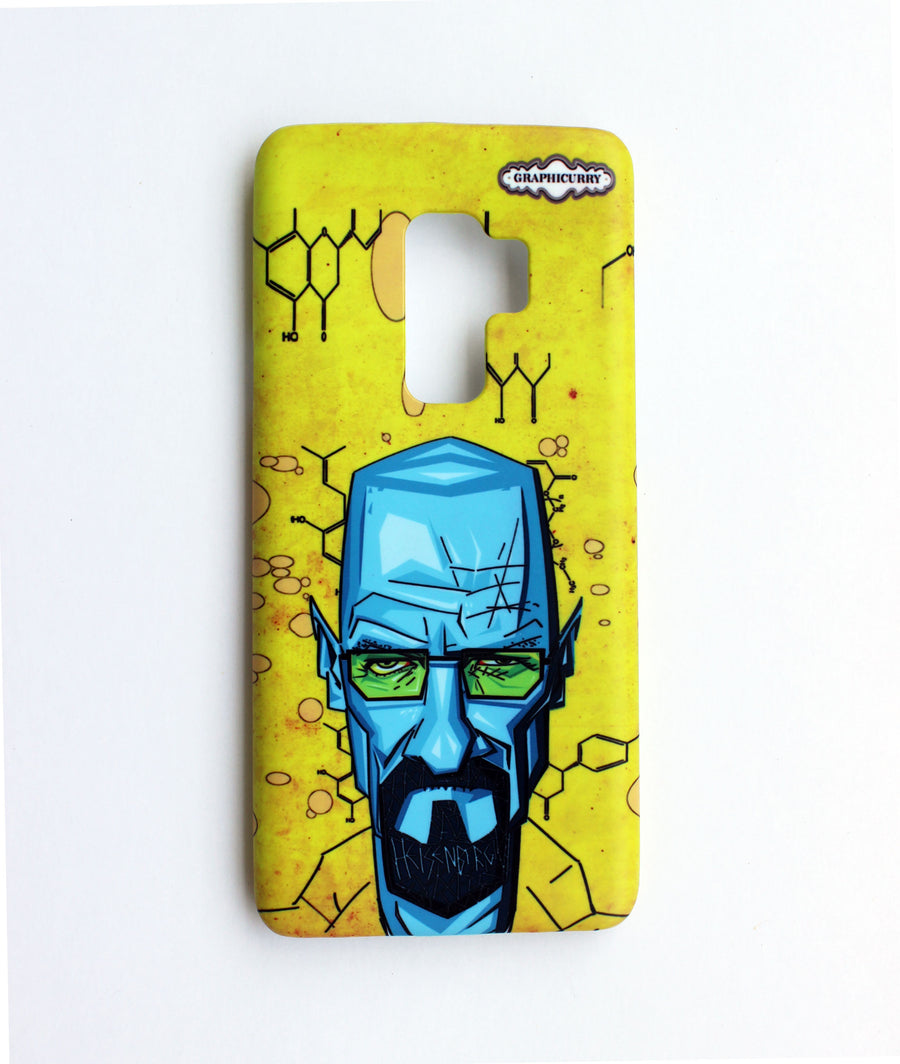 Breaking Bad Samsung 9 Plus Phone Case