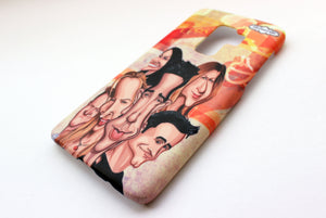 Friends Forever Samsung 9 Plus Phone Case