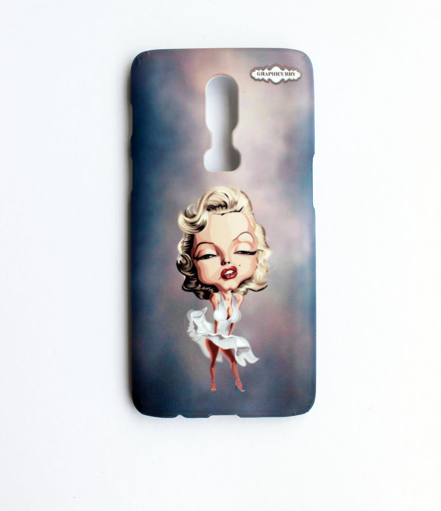 Monroe One Plus Six Phone Case
