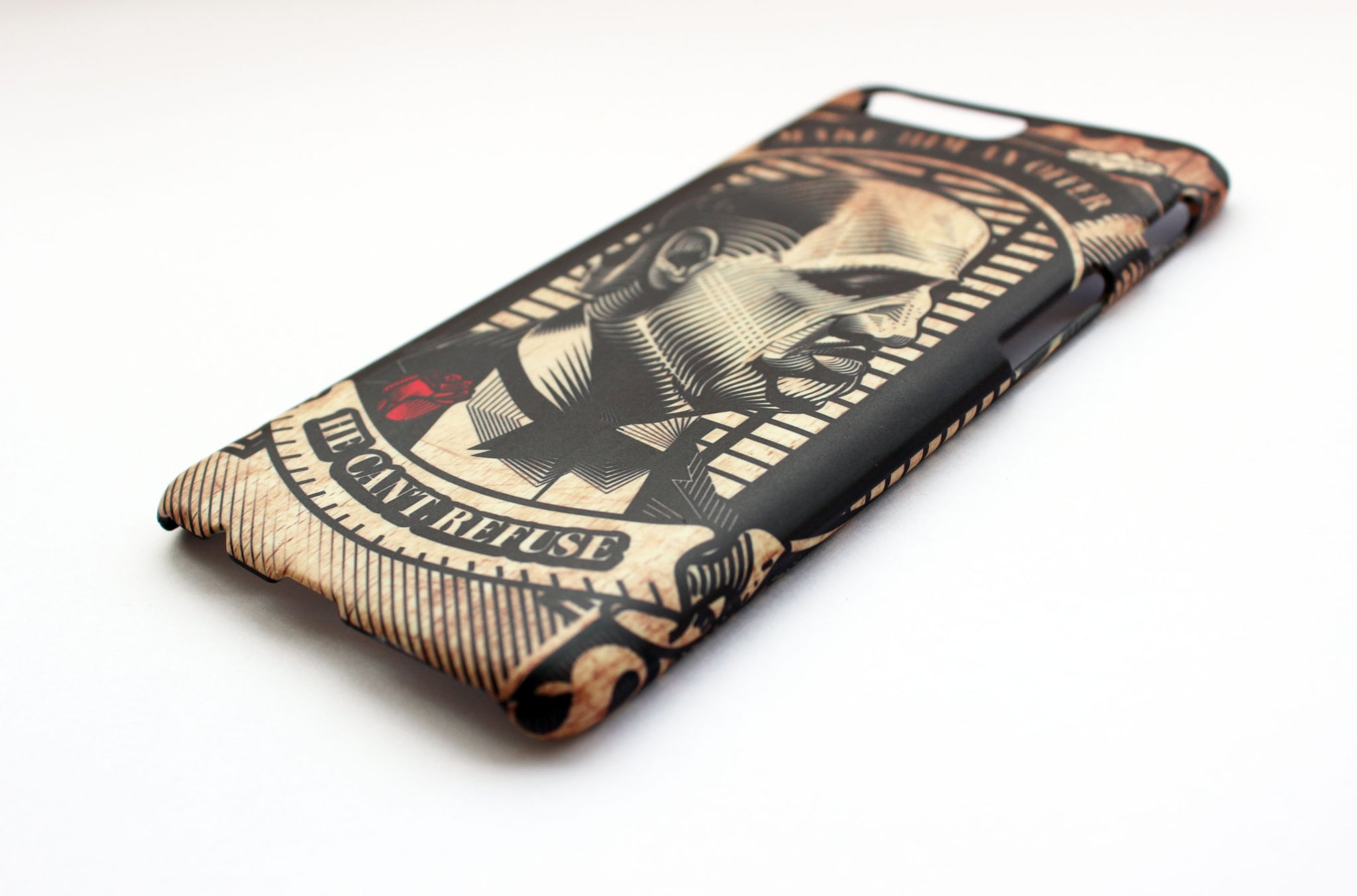 Godfather Stamp One Plus Five Phone Case
