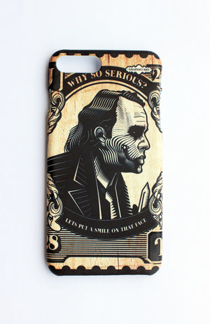 Joker Stamp Iphone 8 Plus Phone Case