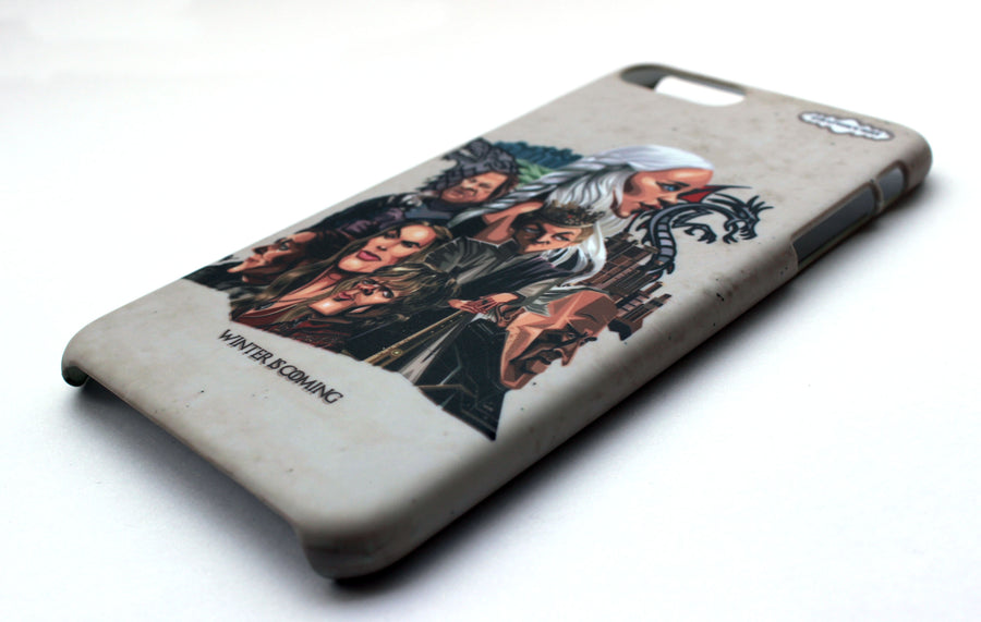 Winter is Coming Iphone 8 Plus Phone Case