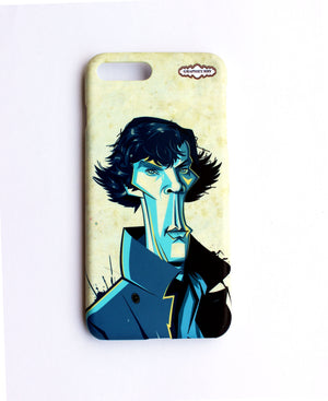 Sherlock Iphone 8 Plus Phone Case