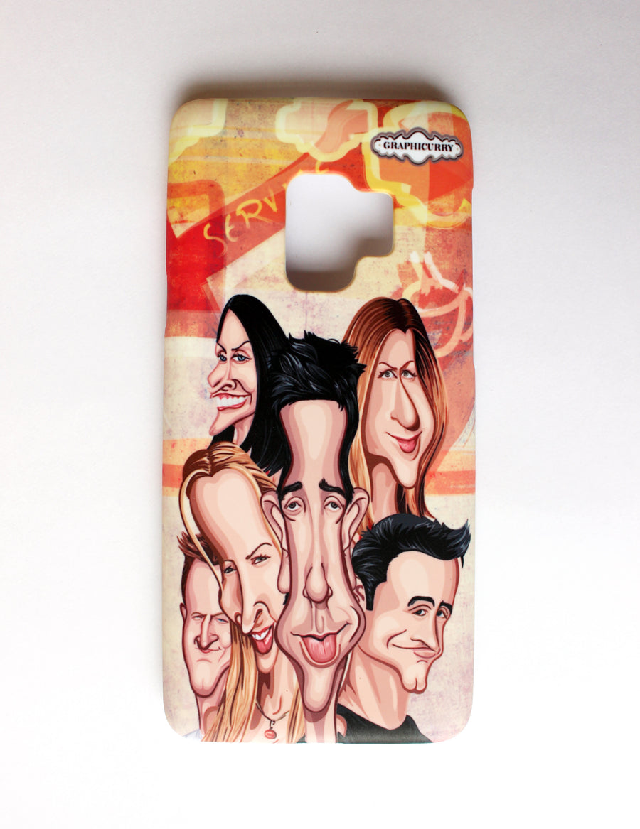 Friends Forever Samsung9 Phone Case