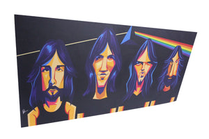 Dark side of the Moon Wall Art