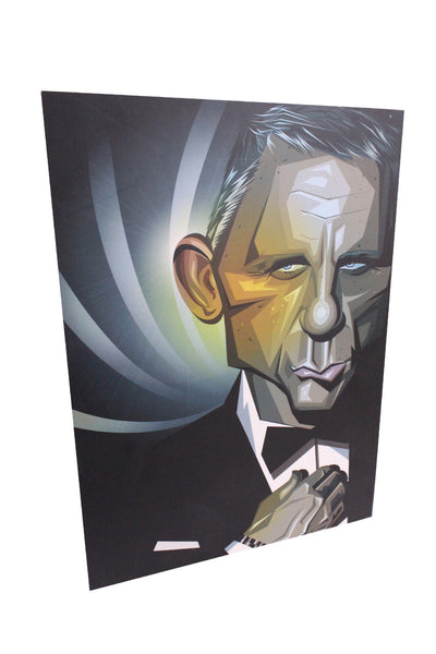 Bond Wall Art