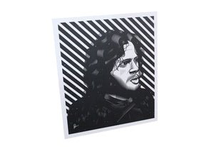 Jon Tribute Wall Art