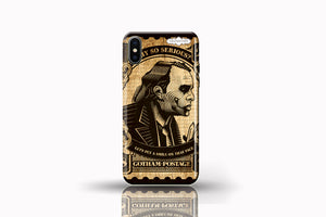 Joker stamp Iphone X Phone Case