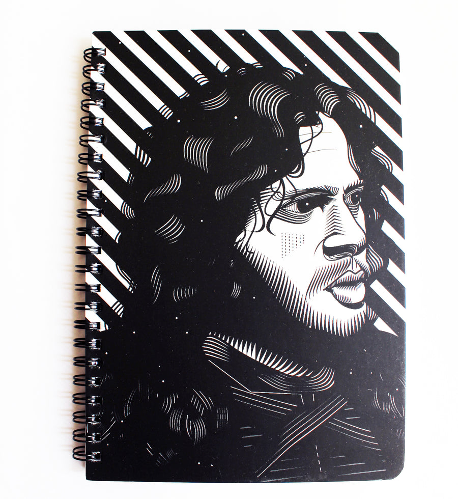 Its Snowing Jon Notebook