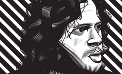 Jon Tribute Wall Art by Graphicurry