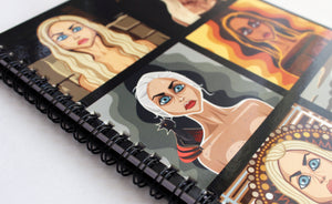 The Mother of Dragon Notebook