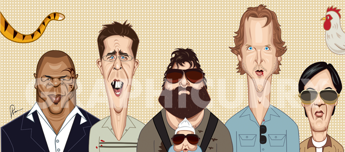Hangover Wall Art by Graphicurry