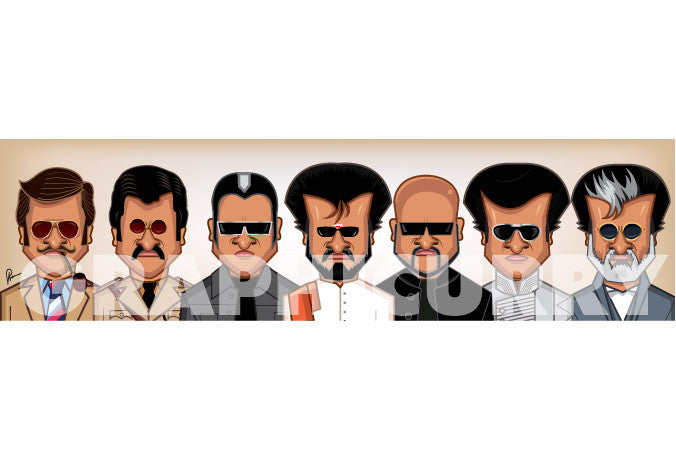 Evolution of Rajini