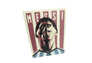 Messi Wall Art